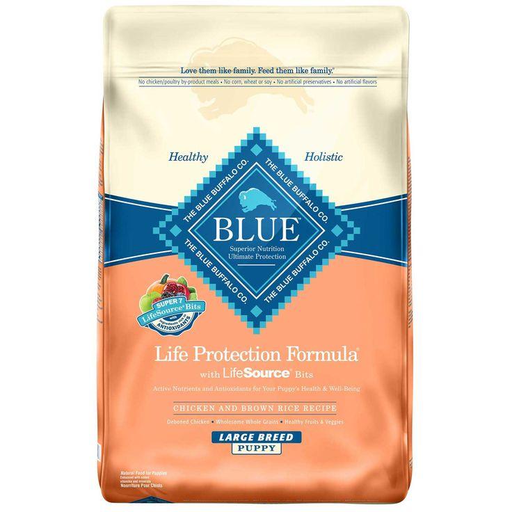 Blue Buffalo Large Breed Puppy Food