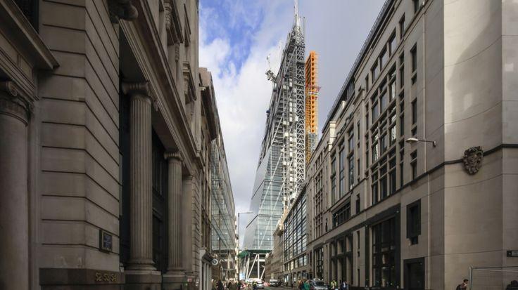 In Progress: The Leadenhall Building / Rogers Stirk Harbour + Partners