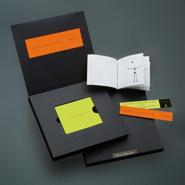 O'Keeffe Museum Direct Mail Piece by Cisneros Design http://www.cisnerosdesign.com