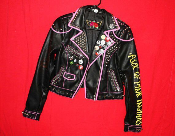JACKET GIRL DEATHROCK | Clothing | Pinterest | Jackets and ...