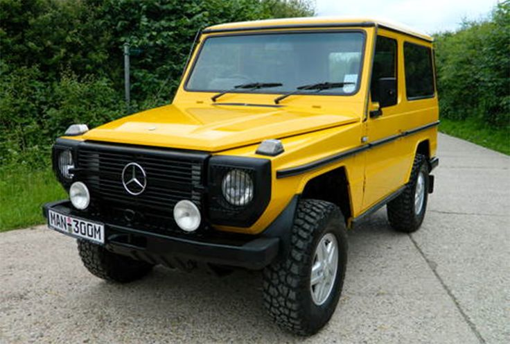 This Mercedes G-wagen is a Collectable Cube | G300D Mercedes-Benz G-Class