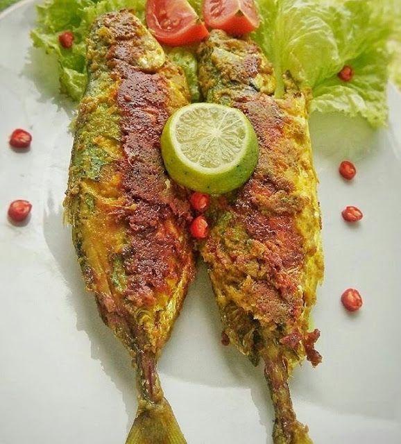 Resep Ikan Bakar Teflon Bumbu Kuning Resep Ikan Bakar Resep Ikan Ikan Bakar