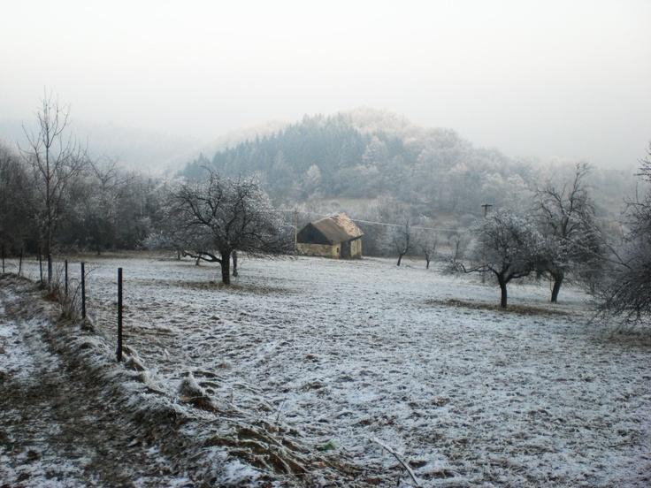 Slovakia, Nova Bana - Stale
