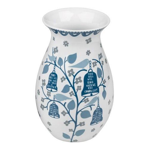Rob Ryan 'Bells' Vase