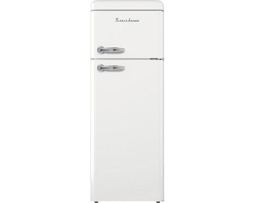 Kühl- und Gefrierkombination Schaub Lorenz SL210 SW weiß