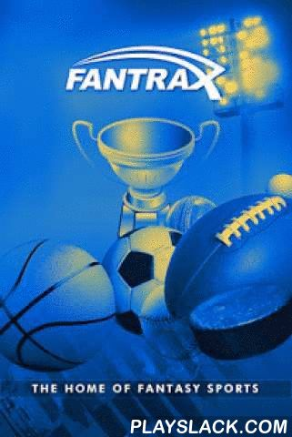 Fantrax Fantasy Sports  Android App - playslack.com , Manage all your teams in all your leagues in one app - including NFL, MLB, NHL, NBA, College Football, College Hoops, PGA Golf, Nascar Racing, and European Soccer!Perform the transactions you need at any time from anywhere - adds/drops, waiver wire claims, free agent bidding, moves, and more! View live scores, player news, stats, full player profiles, all in real time, and stay ahead of your competition!For more information, or to set up…