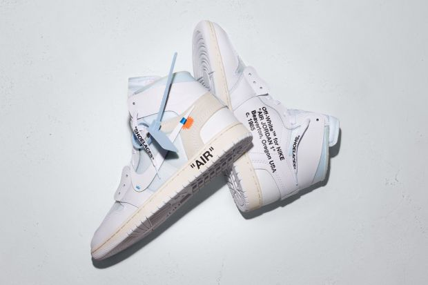 Paraíso pellizco fútbol americano  Here's the Store List for the Virgil Abloh x Air Jordan 1