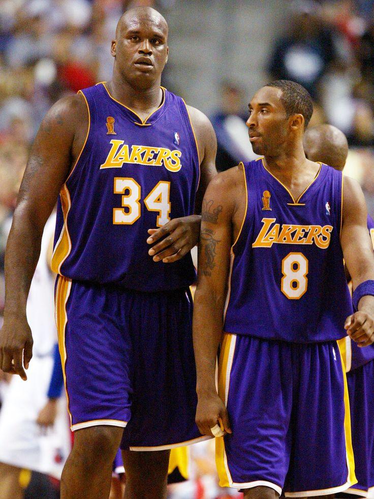 Shaquille O'Neal & Kobe Bryant