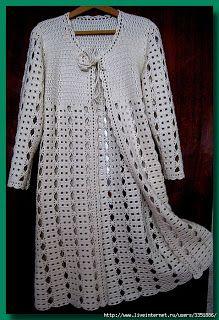 Вязание крючком и спицами/Crochet and knitting: Ажурные кардиганы крючком liveinternet.ru/users/buksiha/rubric/5245835/