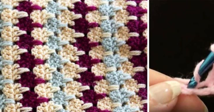 How to crochet the larksfoot stitch (video tutorial)
