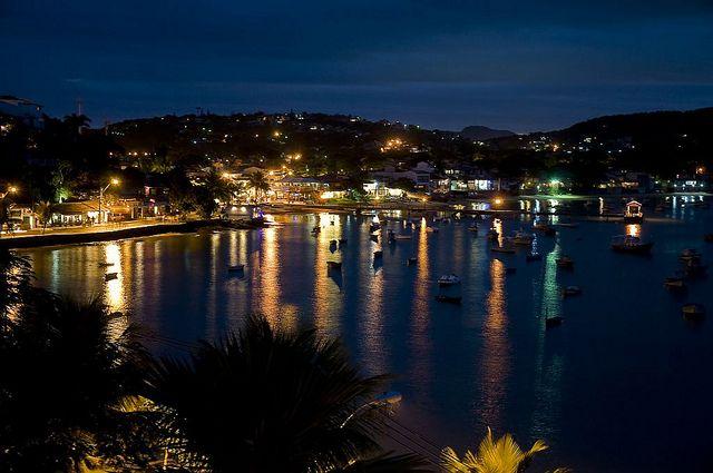 Night in Buzios - Rio de Janeiro - Brazil