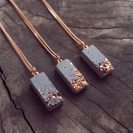 Halskette | Copper Rosé Edition Rec