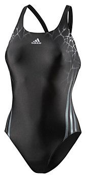 adidas Schwimmanzug Damen schwarz/grau im Online Shop von SportScheck kaufen