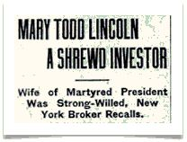 Mary Todd Lincoln's Final Battle