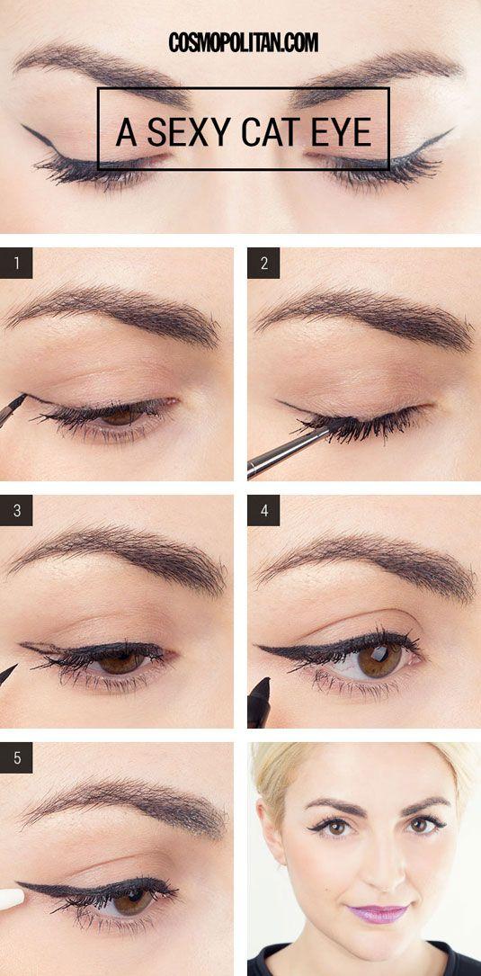 17 Life-Changing Makeup Hacks EVERY Woman Should Know -Cosmopolitan.com