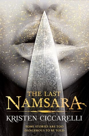 Book Review: The Last Namsara (Iskari #1) by: Kristen Ciccarelli