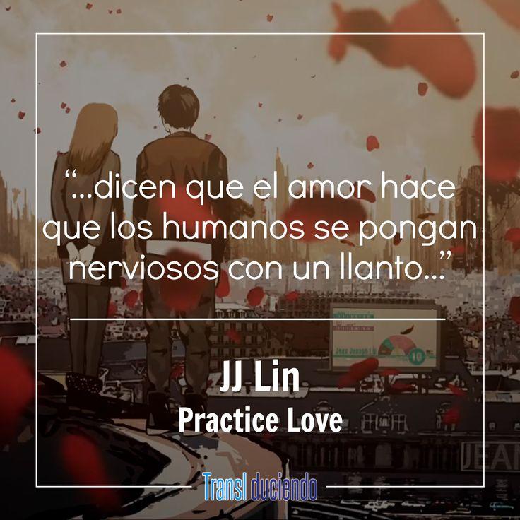 """Hola. Hoy te traemos una canción bastante sincera y llena de sentimientos. Se trata de """"Practice love"""" de JJ Lin, en ella nos transmite sus sentimientos tras un episodio que marcó su vida. Esta letra la tradujimos por sugerencia de un lector y estamos muy felices de poderla compartir contigo. Para poder ver la traducción completa sigue el enlace a continuación:  https://goo.gl/p3xrV1 #JJLin #PracticeLove #StoriesUntold  Si te gustó la traducción por favor compártela, estaremos además…"""