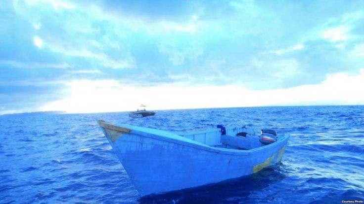 Repatriados 10 cubanos a la isla el fin de semana por la Guardia Costera