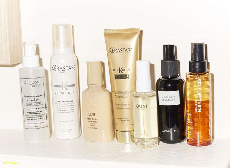 Awesome best hair products for fine hair