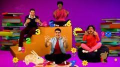Magic Hands - Magic Hands Theme Song