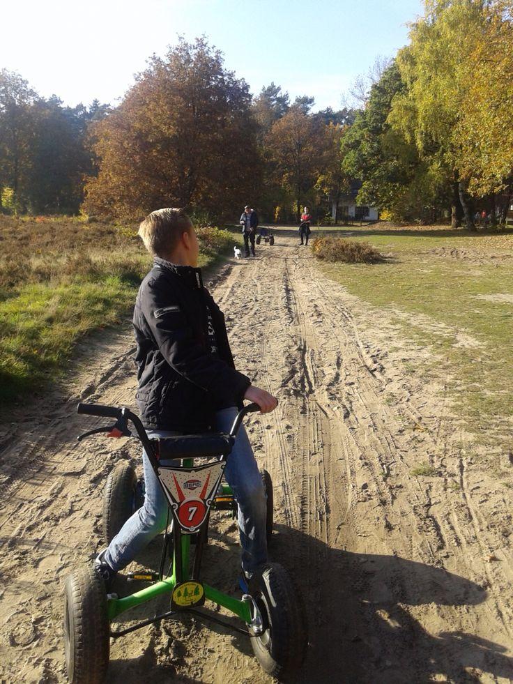 Vakantieoord Het Lorkerbos op de Veluwe