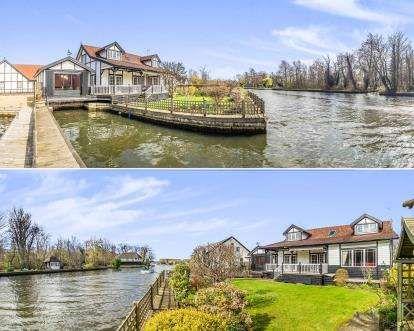3 bedroom bungalow for sale, Somermead, Brimbelow Road, Norwich, NR12 8UJ – TheHouseShop.com