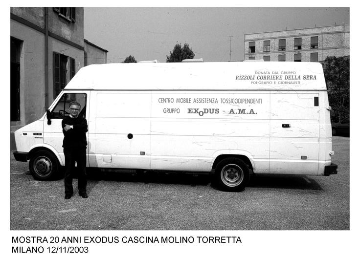 Exodus Onlus Milano Italy