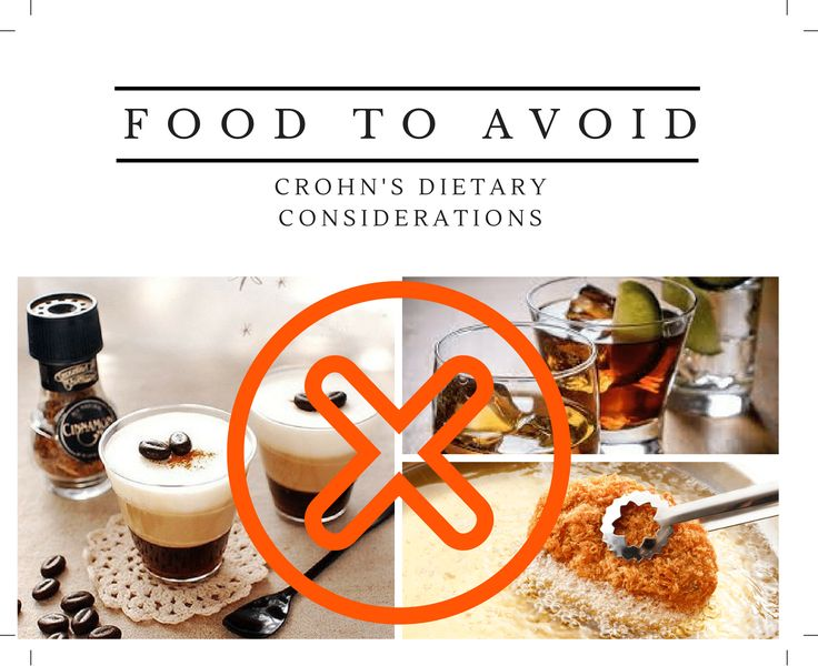 Foods to Avoid if You Have #Crohndisease http://bit.ly/2jUpsFX
