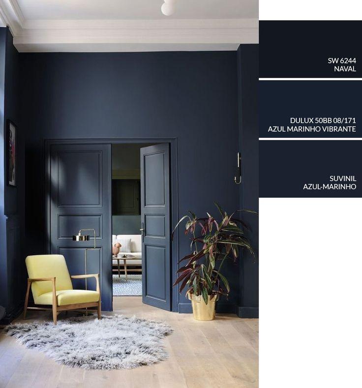 25 melhores ideias de cores de tinta no pinterest cores for Color paredes casa
