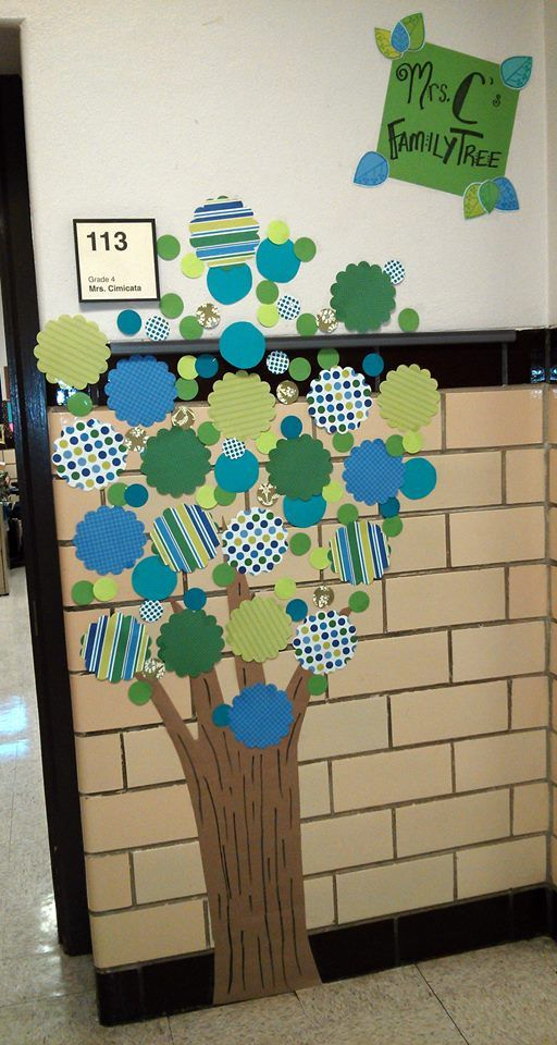 Classroom Decor Tree : Best create a family tree images on pinterest