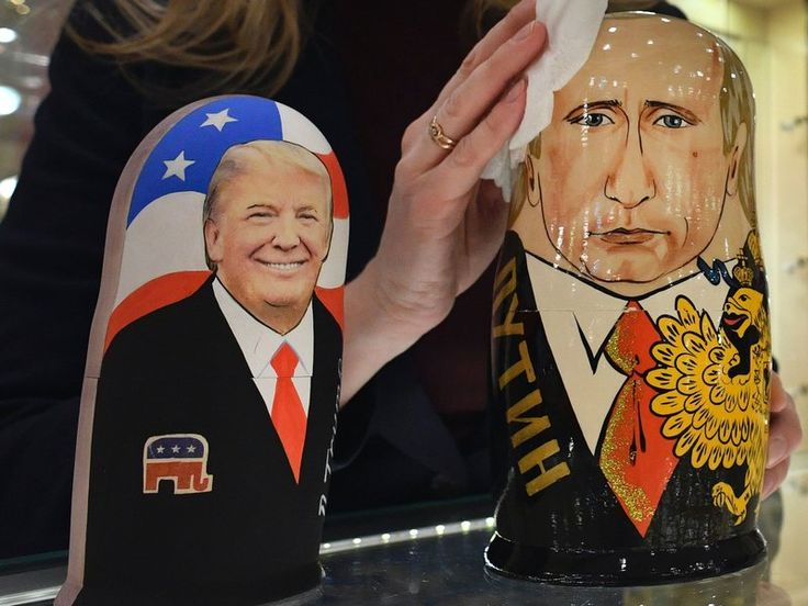 Trump Embraces One Of Russia's Favorite Propaganda Tactics — Whataboutism...What's the easiest way to swing back at critics? For Trump (as well as Putin), it's to cry hypocrite.
