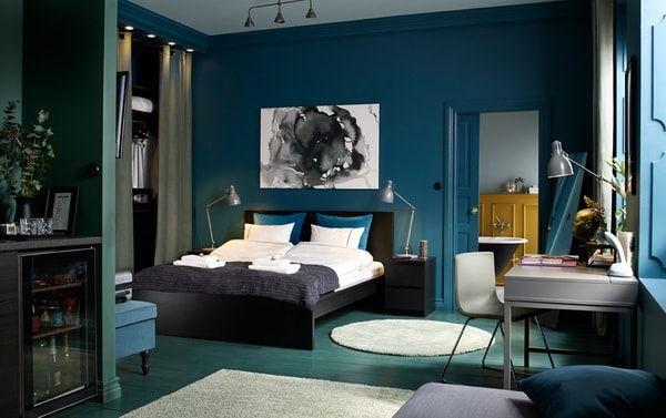 Colores Frios Para Dormitorios Colores Para Habitaciones Dormitorios Diseno Dormitorio Ikea Colores Para Habitaciones