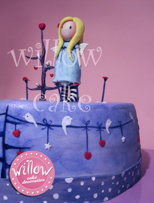Cake Art By Suzanne : 1000+ images about Gorjuss Cakes on Pinterest Cakes ...
