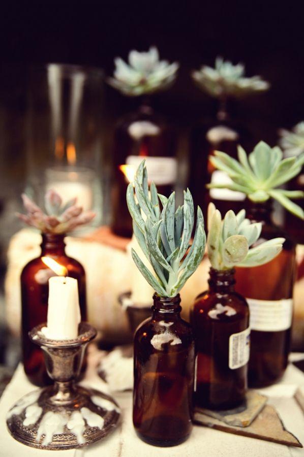 25 Best Ideas About Succulent Table Decor On Pinterest