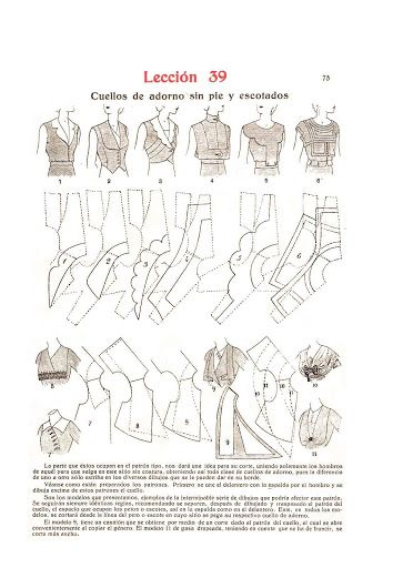modisteria corte sistema marti - elisa - Picasa Web Album