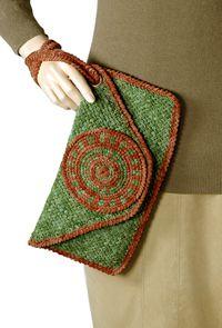 Free Crochet Lali Purse Pattern.
