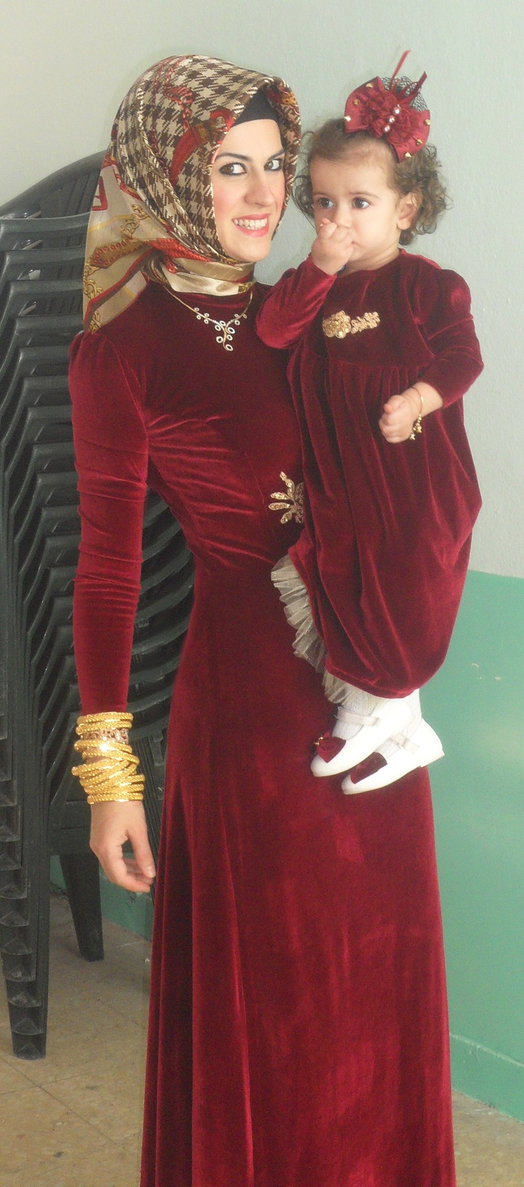 baby, fashion, kids fashion, mom baby, hijab, islam, muslim