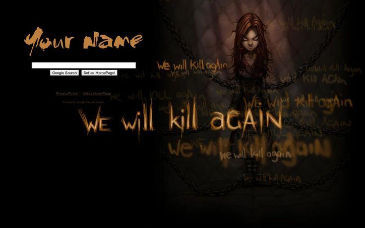 Kill Again Theme from ShinySearch