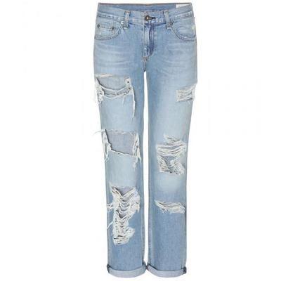 Rag & Bone - Boyfriend jeans #designerjeans #women #covetme #rag&bone