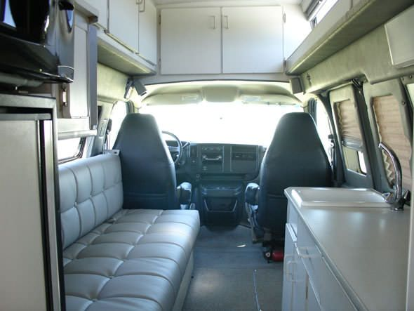Let's see your Chevy Express! - Page 2 - Sportsmobile Forum