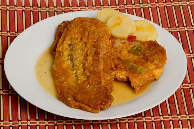 rellenos de pescado seco recetas 100 salvadore241as