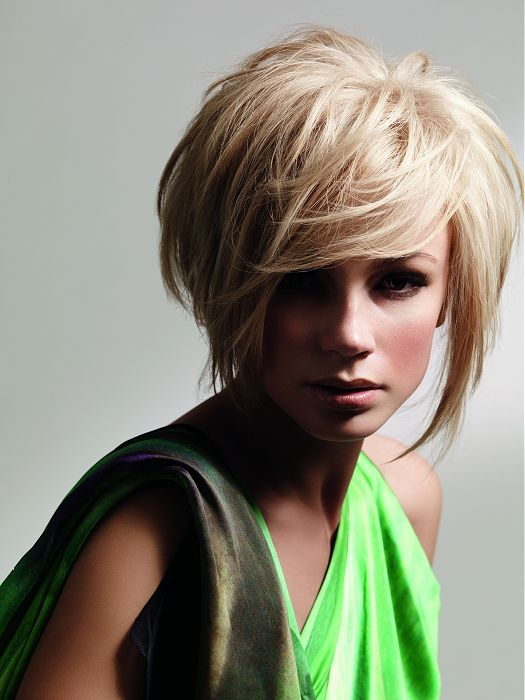 Large image of medium blonde straight hairstyles provided by Great Lengths. Picture Number 12693