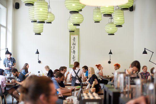 Momoichi Coffetearia: Nejkratší cesta do Japonska | Insidecor - Design jako…