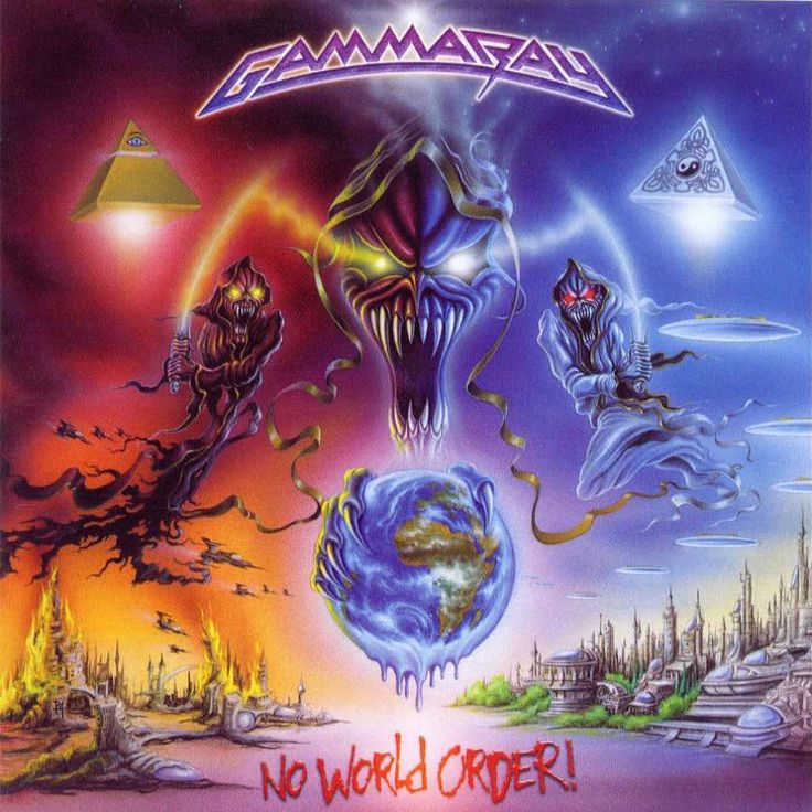 Gamma ray 2001 no world order with images heavy