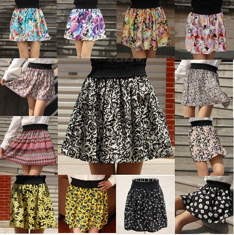 Cheap Skirts, Buy Directly from China Suppliers:	Sheer Skirts 2015 Summer New Womens Chiffon Skater  jupe design Slim midi Skirt Skirt  Elegant Short Skirts F