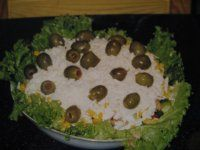 Salát Pošuk