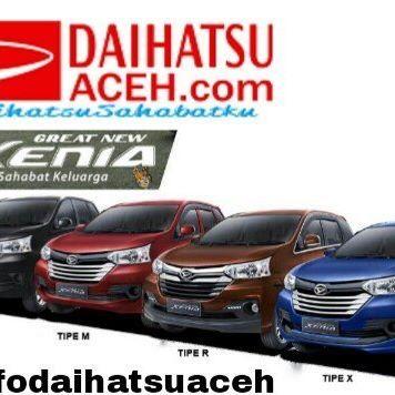 Daihatsu Xenia  Tanya Dulu Yook... Tilpun Ricky Astra Hp/WA 082362892221 www.daihatsuaceh.com @infodaihatsuaceh #infodaihatsuaceh  facebook.com/infodaihatsuaceh