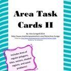 Area Task Cards Part II