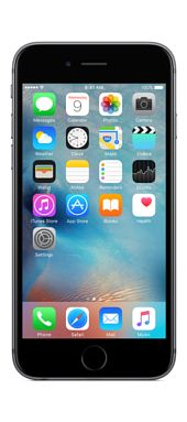 iPhone 6s 64GB - Space Grey mobile phone, View features, price, buy online - Vodafone NZ