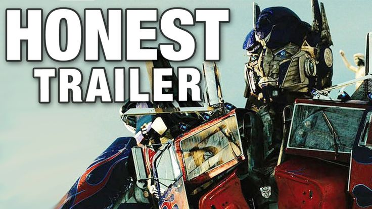 Honest Movie Trailers - Transformers: Revenge of the Fallen by Screen Junkies